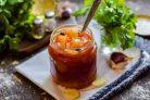 Лечо из перцев без помидоров