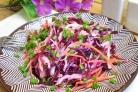 Салат Цветной