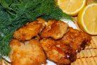 Рыба золотистая