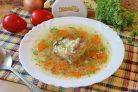Томатный суп с треской