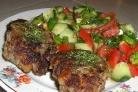 Вкусные мясные котлеты