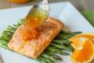 Апельсиновый соус к рыбе