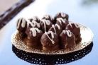 Вишня в шоколаде с коньяком