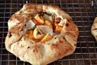 Галет с яблочно-картофельной начинкой