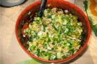 Салат из подберезовиков
