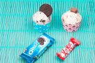 "Домашнее мороженое с ""КитКат"" и ""Орео"""