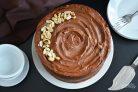 Гречневый торт с творогом
