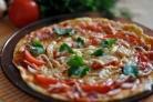 Пицца Минутка в микроволновой печи