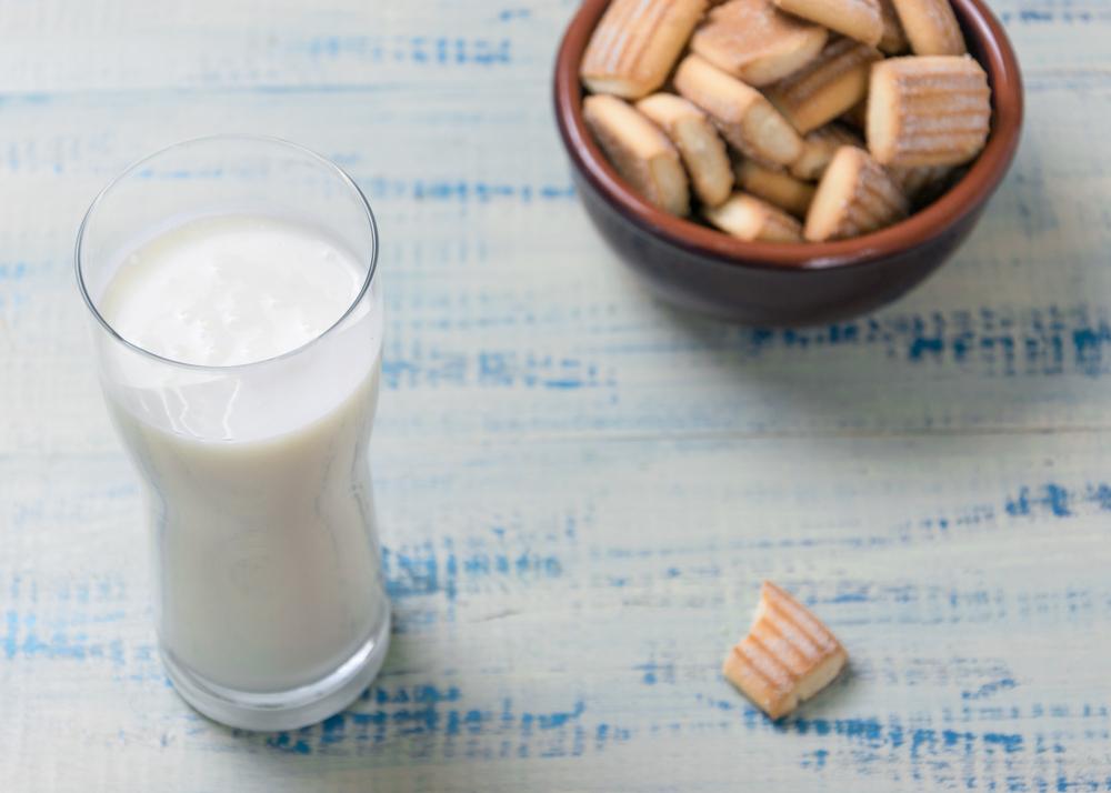 Печенье из кислого молока