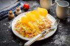 Салат Парус с картошкой