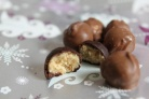 Конфеты из арахисового масла