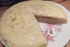 Хычин с домашним сыром