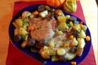 Жаркое из картофеля со свининой