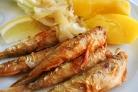 Корюшка: 6 рецептов, как вкусно приготовить на сковороде, в духовке ( отзывы)