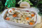 Заливная рыба на Новый год Крысы