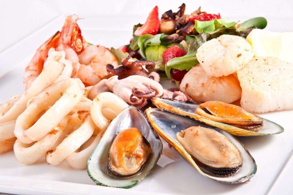 Саке и морепродукты - идеальное сочетание