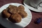 Шоколадная картошка из печенья