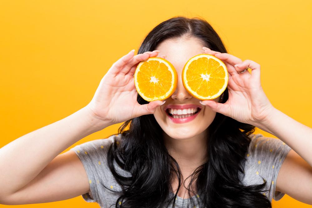 Апельсины - составляющая яичной диеты