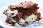 Шоколадный торт землетрясение II