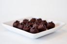 Шоколадное печенье-трюфели