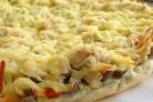 Пицца из песочного теста