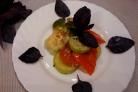 Овощи на гриле в духовке