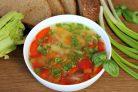 Овощной суп для диабетиков