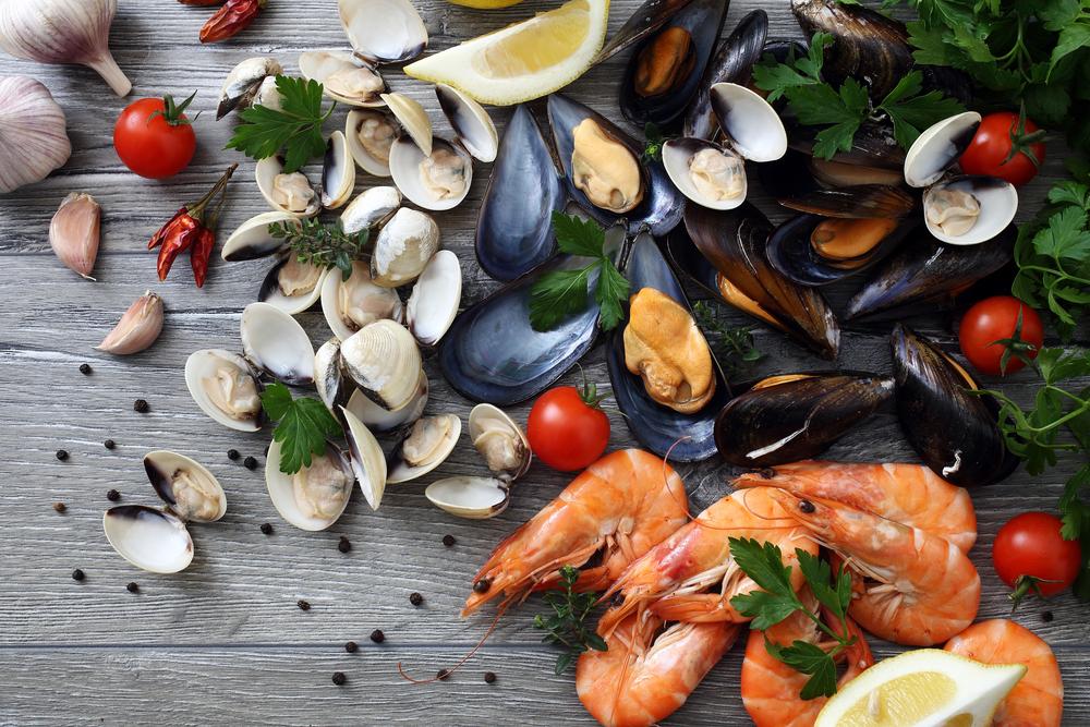 Как готовить суп с морепродуктами