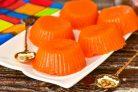 Морковный мармелад с желатином