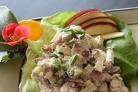Салат из филе индейки