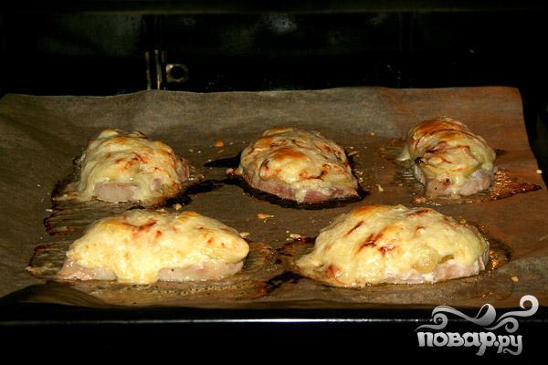 Рецепт Рецепт мяса по-французски
