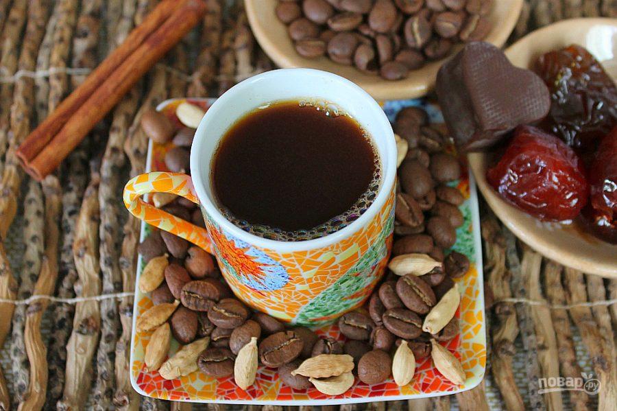 Кофе по-арабски