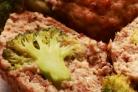 Котлеты из индейки с брокколи