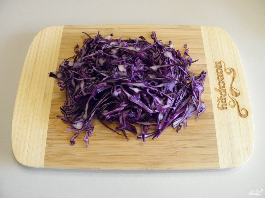 Салат с консервированной кукурузой