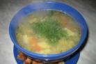 Суп крестьянский на скорую руку