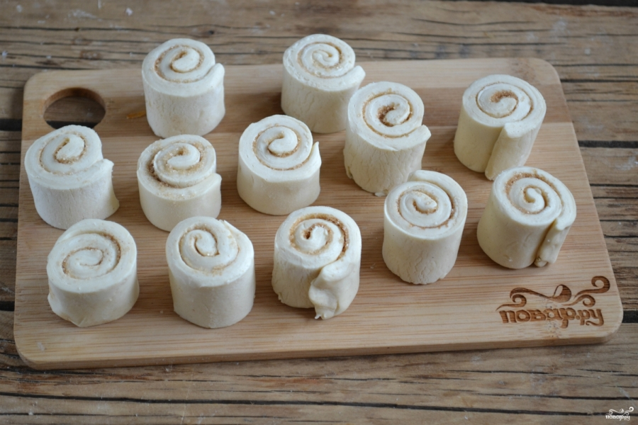 Как приготовить булочки с корицей