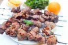 Шашлык из свинины в цитрусовом маринаде