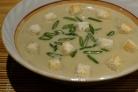 Грибной суп пюре в мультиварке