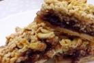 Печенье с вареньем и крошкой