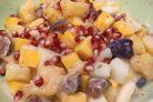 Фруктовый салат Щедрая осень
