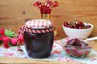 Вишневый конфитюр для торта