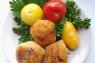 Клецки из картошки