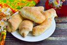 Постные французские булочки
