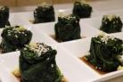 Ошиташи - Отварной шпинат