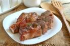 Вкусное мясо в духовке