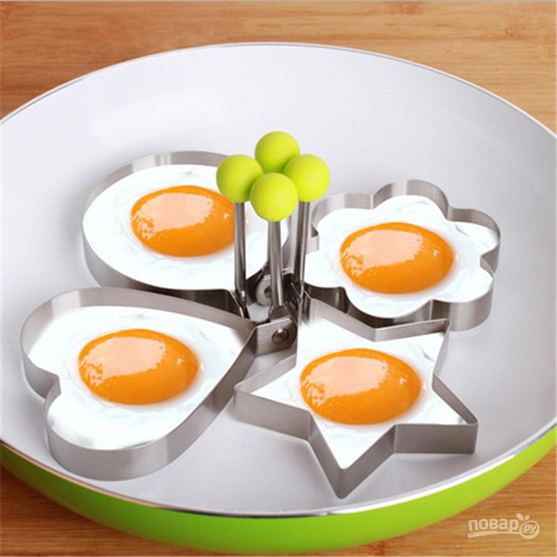 Формы для приготовления яичницы