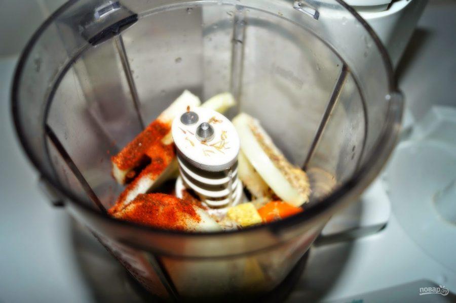 Макрель в духовке