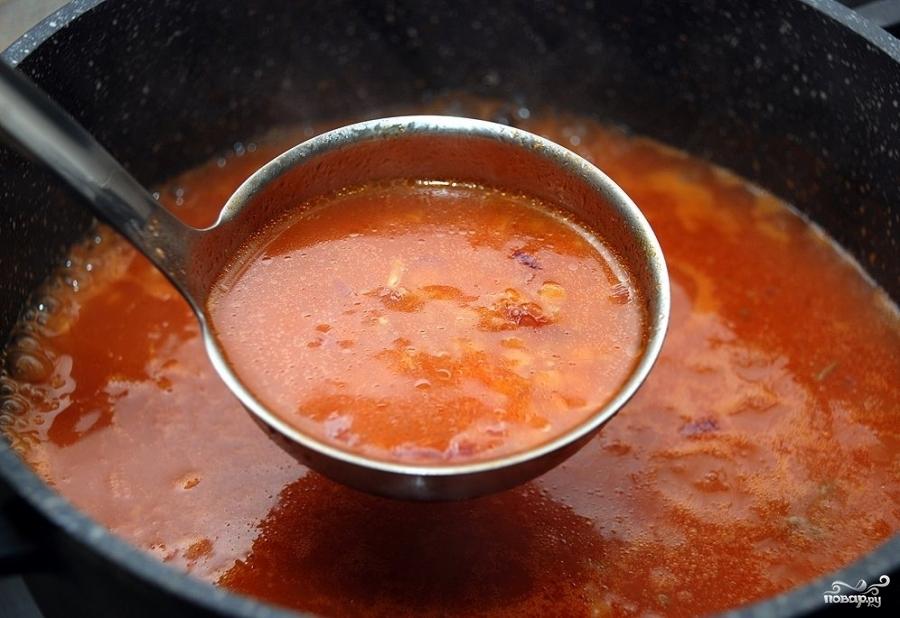 Чечевичный суп для похудения