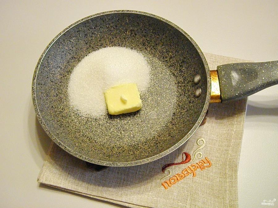 Десерт из слоеного бездрожжевого теста