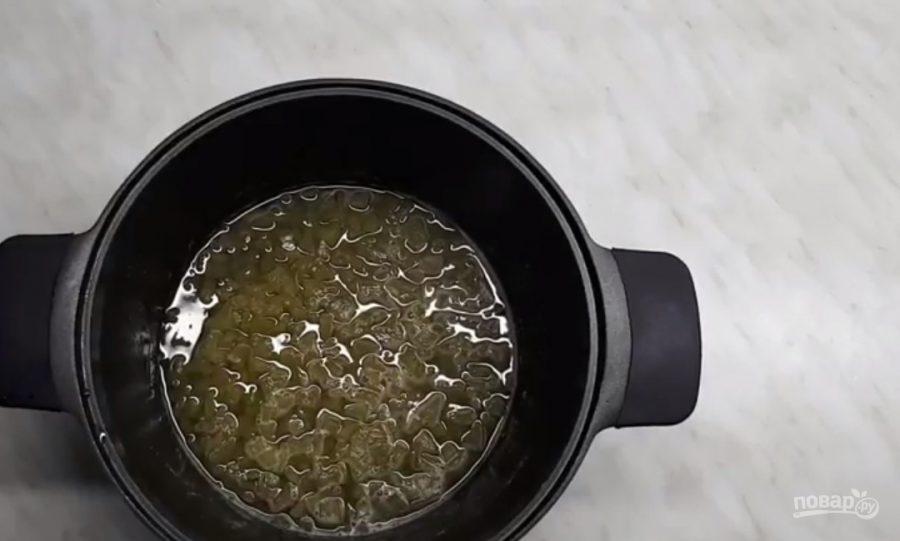 Цукаты из арбузных корочек
